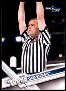 2017 WWE Wrestling Cards (Topps) Dan Engler 41
