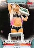 2019 WWE Women's Division (Topps) Alexa Bliss 77