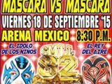 CMLL 82nd Anniversary Show