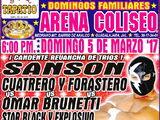 CMLL Guadalajara Domingos (March 5, 2017)