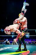 CMLL Martes Arena Mexico (December 3, 2019) 6
