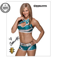 Charlotte Signed NXT Photo