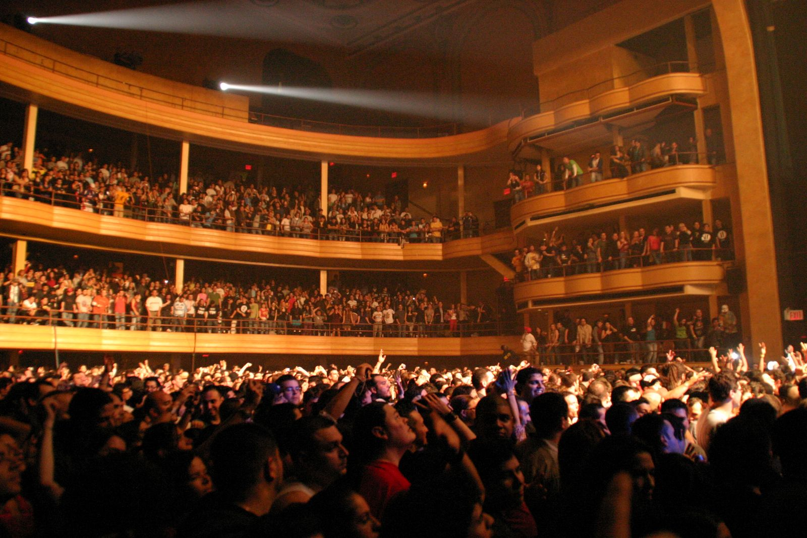 Hammerstein Ballroom | Pro Wrestling | FANDOM powered by Wikia