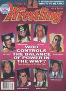Inside Wrestling - March 1993