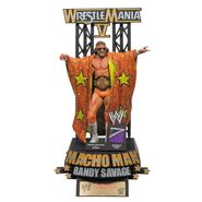 Macho Man WWE Icon Series Limited Edition Resin Statue