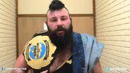 PWP Heavyweight Champion Steve Griffiths