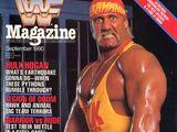 WWF Magazine - September 1990