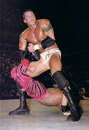 SummerSlam 2004 Sharpshooter