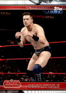 2019 WWE Road to WrestleMania Trading Cards (Topps) The Miz 22