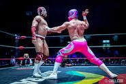 CMLL Domingos Arena Mexico (December 22, 2019) 14