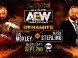 September 2, 2020 AEW Dynamite results