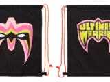 """Ultimate Warrior """"Parts Unknown"""" Drawstring Bag"""
