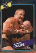 2008 WWE Heritage III Chrome Trading Cards Lance Cade 13