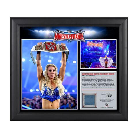 File:Charlotte WrestleMania 32 15 x 17 Framed Ring Canvas Photo Collage.jpg