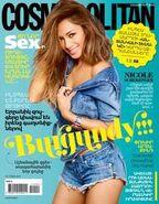 Cosmopolitan (Armenia) - October 2014