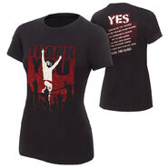 Daniel Bryan Thank You Women's T-Shirt