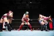 Estrella Executive Committee-Stardom-Tokyo Gurentai Produce Lucha Libre Estrella Fiesta 4