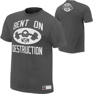 Mark Henry Bent On Destruction SHIRT