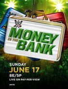 Money in the Bank 2018 poster