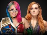 Royal Rumble 2019 Asuka v Becky Lynch