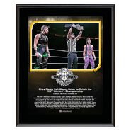 Rhea Ripley NXT TakeOver Portland 10 x 13 Limited Edition Plaque