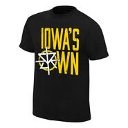 Seth Rollins Iowa's Own Special Edition T-Shirt