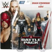 WWE Battle Packs 57 Braun Strowman & Kane