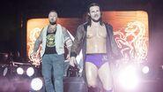 WWE World Tour 2017 - Minehead 10