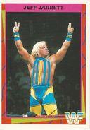 1995 WWF Wrestling Trading Cards (Merlin) Jeff Jarrett 66