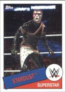 2015 WWE Heritage Wrestling Cards (Topps) Stardust 95