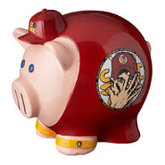 John Cena U Can't C Me Piggy Bank