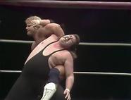 Lane stretches Cody Starr
