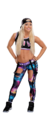 Liv Morgan stat photo 2017