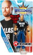 Steve Austin - WWE Series WrestleMania 33