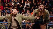 WWE Main Event 15-11-2016 screen6