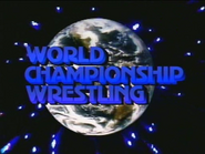 World Championship Wrestling logo 82-87