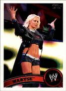 2011 WWE (Topps) Maryse 66
