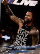 2018 WWE Wrestling Cards (Topps) Jey Uso 39
