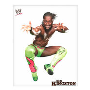 Kofi Kingston 8x10 Photo