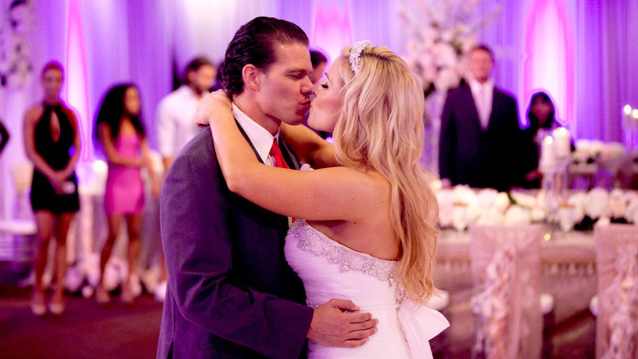 Image - Natalya & TJ wedding.13.jpg | Pro Wrestling | FANDOM powered ...