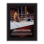 Natalya Payback 2016 10 x 13 Photo Collage Plaque