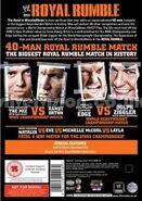 RR 2011 DVD Back