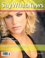 Say What News Magazine