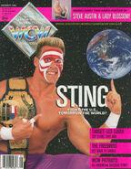 WCW Magazine - January 1992