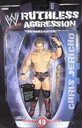 WWE Ruthless Aggression 40 Chris Jericho