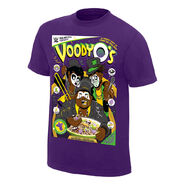 WrestleMania 34 Voody-O's The New Day Youth T-Shirt