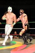 CMLL Martes Arena Mexico 11-14-17 1