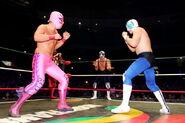 CMLL Super Viernes (February 1, 2019) 11