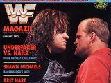 WWF Magazine - January 1993