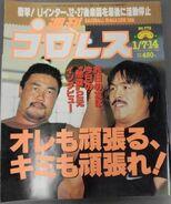 Weekly Pro Wrestling 772